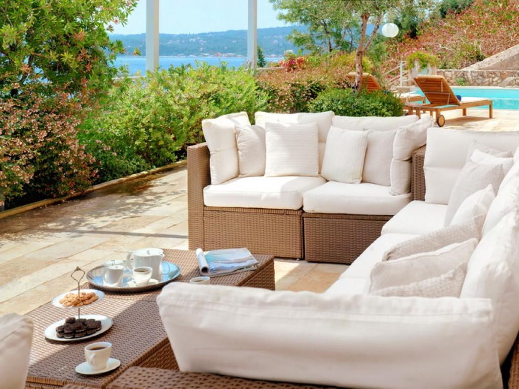 ferienhaus barbati mit terrasse oder balkon f r bis zu 10 personen mieten. Black Bedroom Furniture Sets. Home Design Ideas