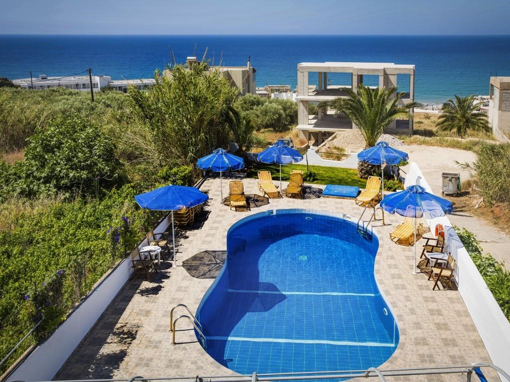 Holiday apartment Sunny Crete Apartments (1726374), Makriyialos Kriti, Crete South Coast, Crete, Greece, picture 6