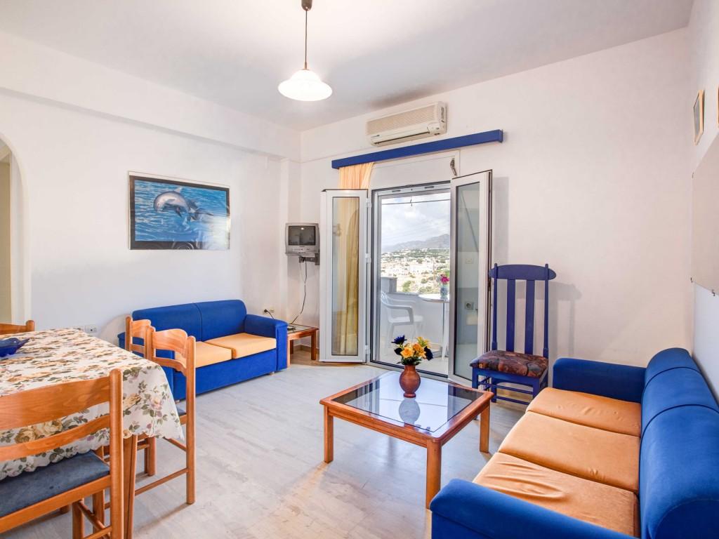 Holiday apartment Sunny Crete Big Apartments (1726372), Makriyialos Kriti, Crete South Coast, Crete, Greece, picture 2