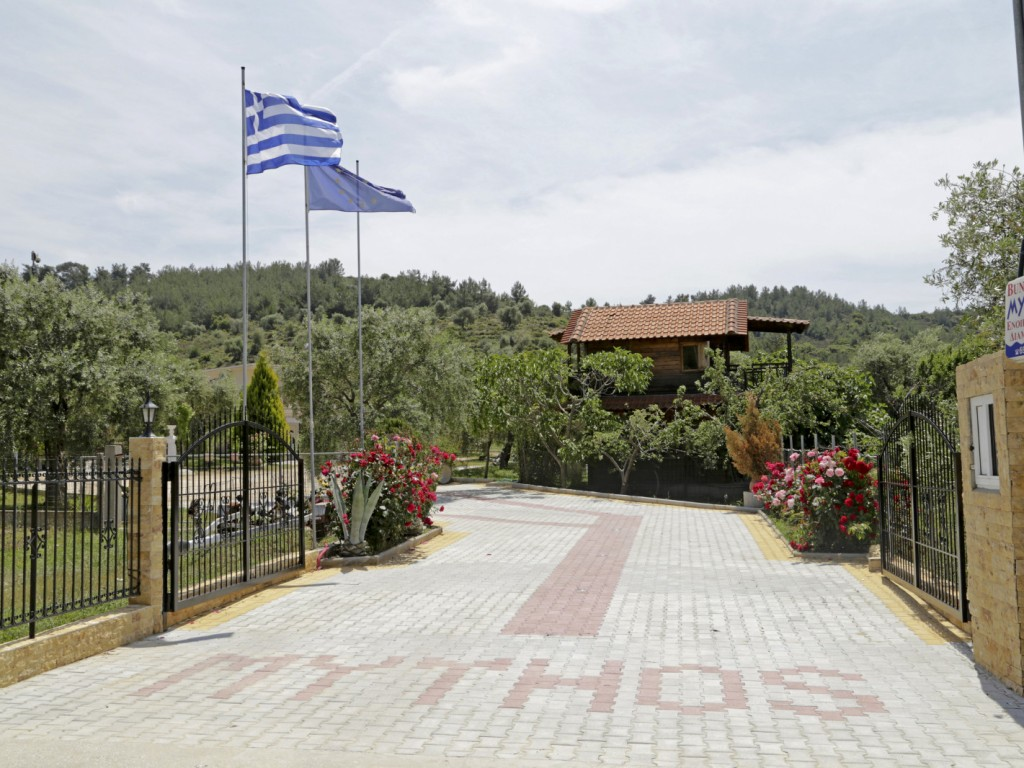 Holiday apartment Potos Residence   2 Bedroom Appartment (984070), Potos, Thassos, Aegean Islands, Greece, picture 13