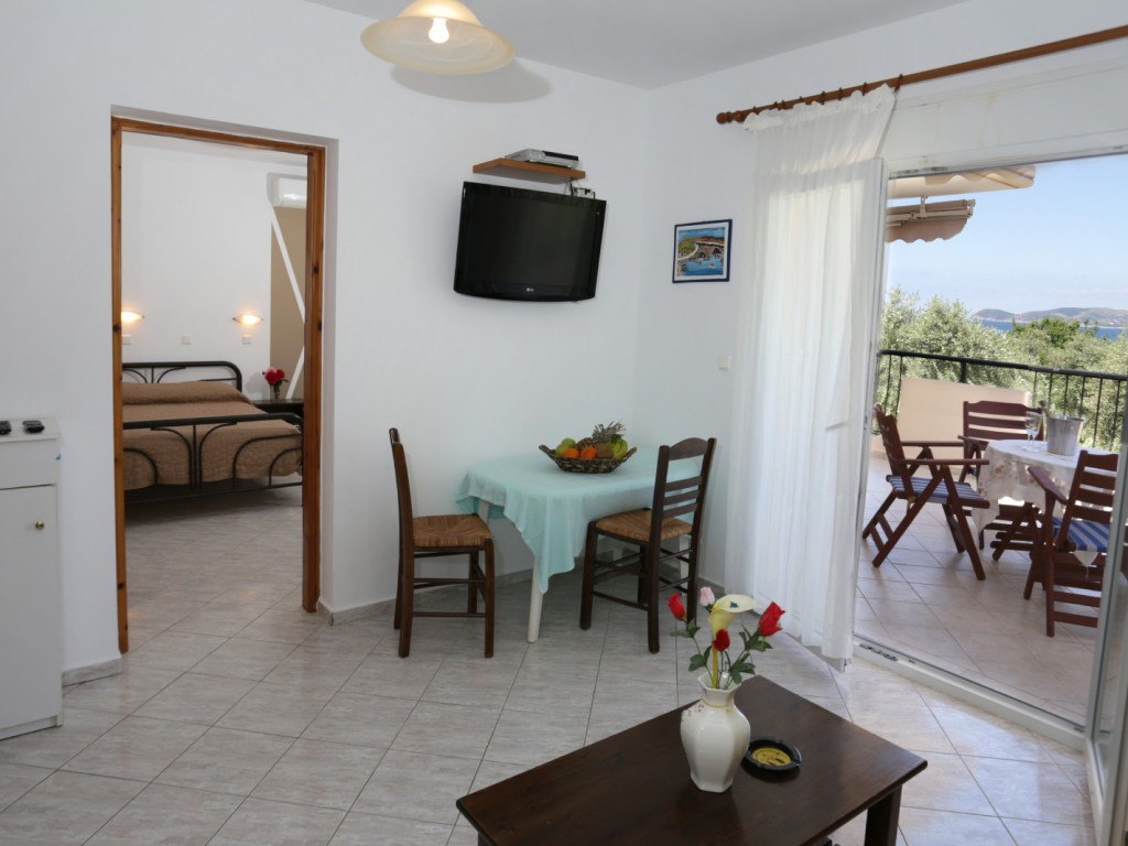 Holiday apartment Potos Residence   2 Bedroom Appartment (984070), Potos, Thassos, Aegean Islands, Greece, picture 3