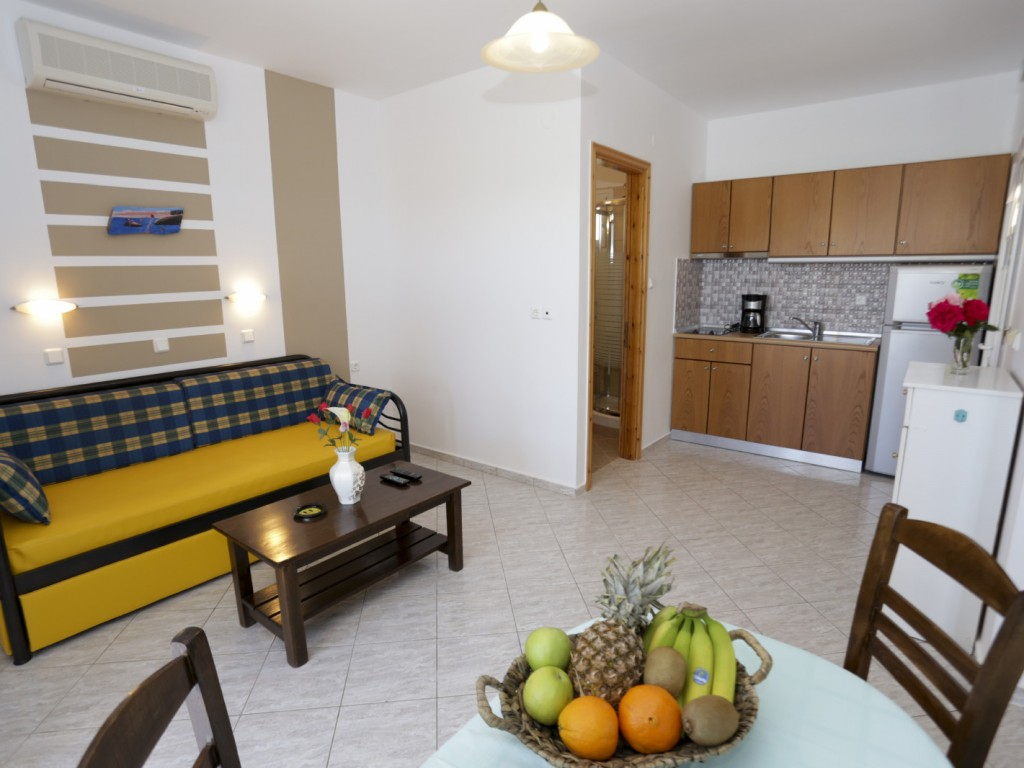 Holiday apartment Potos Residence   2 Bedroom Appartment (984070), Potos, Thassos, Aegean Islands, Greece, picture 4