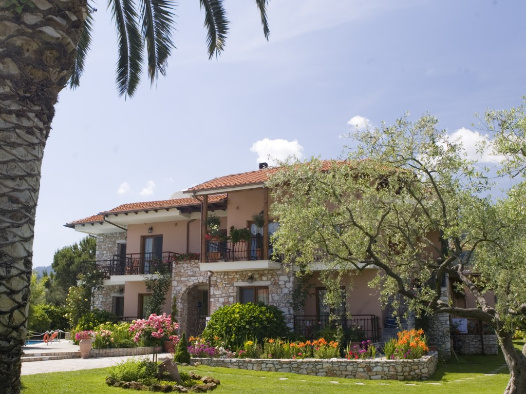 Holiday apartment Villa Nicole   2 Rooms Suite (982763), Thassos, Thassos, Aegean Islands, Greece, picture 12
