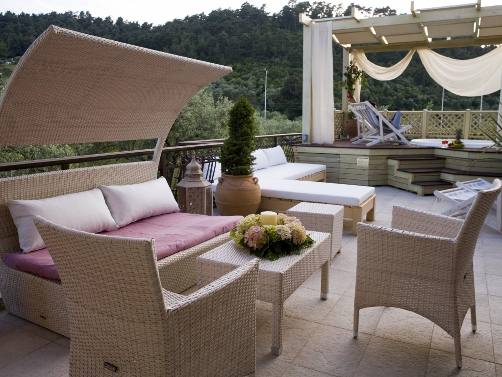 Holiday apartment Villa Nicole   2 Rooms Suite (982763), Thassos, Thassos, Aegean Islands, Greece, picture 18