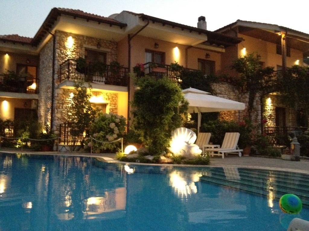 Holiday apartment Villa Nicole   2 Rooms Suite (982763), Thassos, Thassos, Aegean Islands, Greece, picture 1
