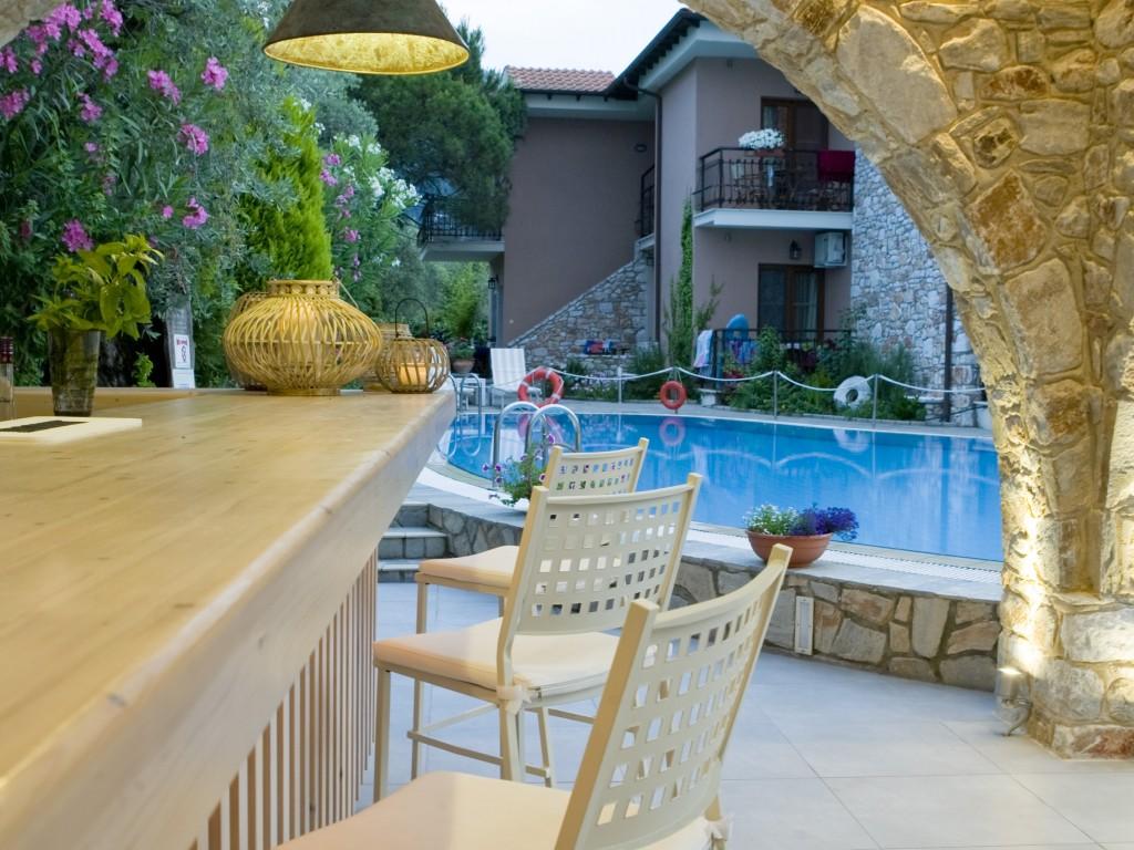 Holiday apartment Villa Nicole   2 Rooms Suite (982763), Thassos, Thassos, Aegean Islands, Greece, picture 21