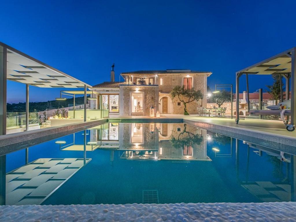 Zakynthos Luxus Villa 291