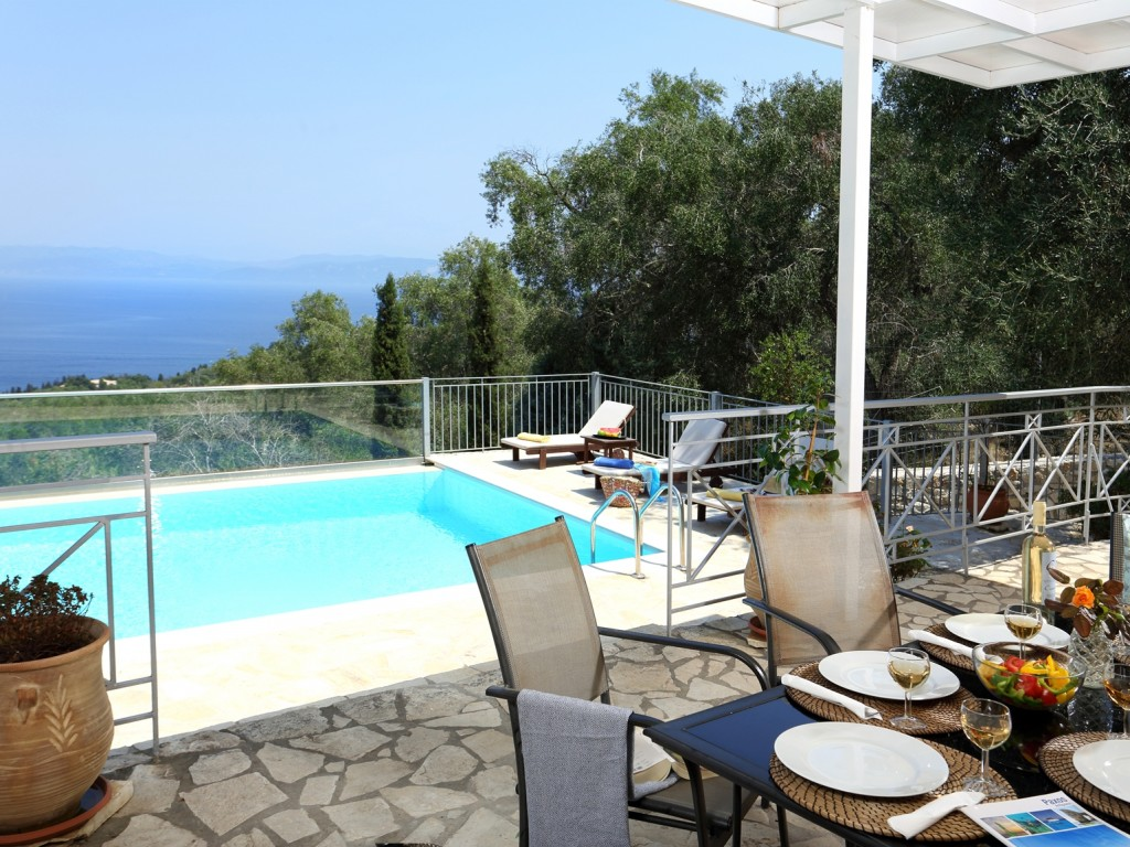Holiday house Paxos Villa  293 (2294777), Longos, Paxi, Ionian Islands, Greece, picture 10