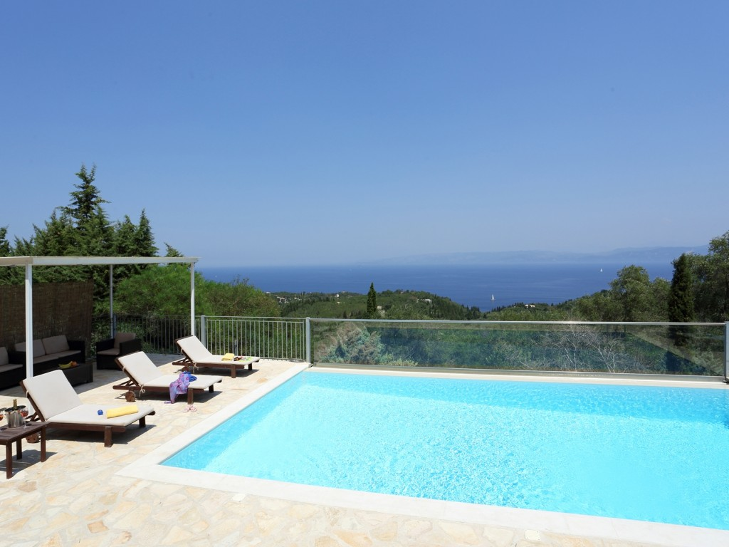 Holiday house Paxos Villa  293 (2294777), Longos, Paxi, Ionian Islands, Greece, picture 12