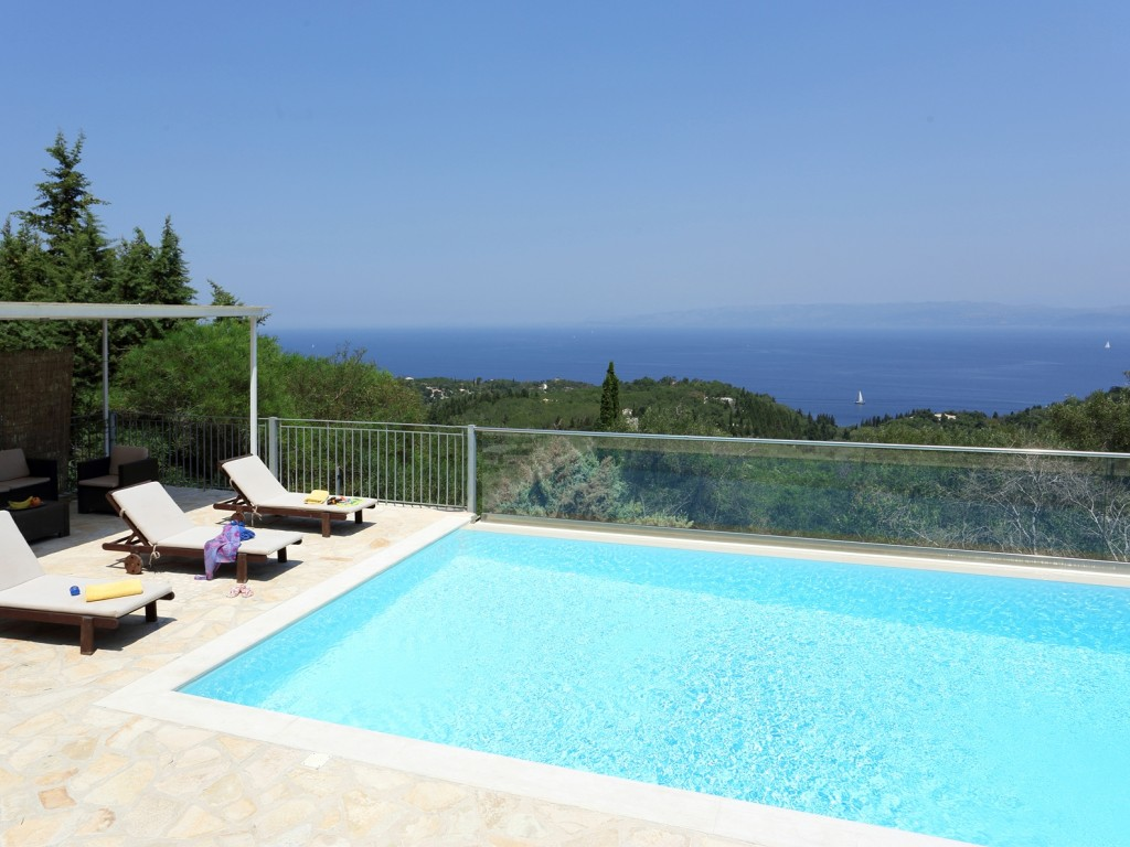 Holiday house Paxos Villa  293 (2294777), Longos, Paxi, Ionian Islands, Greece, picture 13