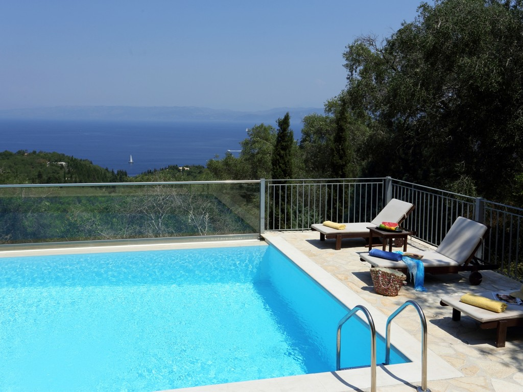 Holiday house Paxos Villa  293 (2294777), Longos, Paxi, Ionian Islands, Greece, picture 14