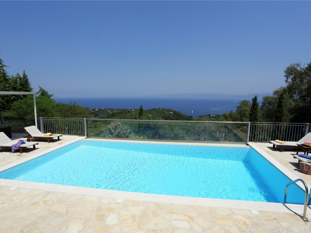 Holiday house Paxos Villa  293 (2294777), Longos, Paxi, Ionian Islands, Greece, picture 15