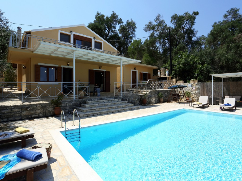 Holiday house Paxos Villa  293 (2294777), Longos, Paxi, Ionian Islands, Greece, picture 16