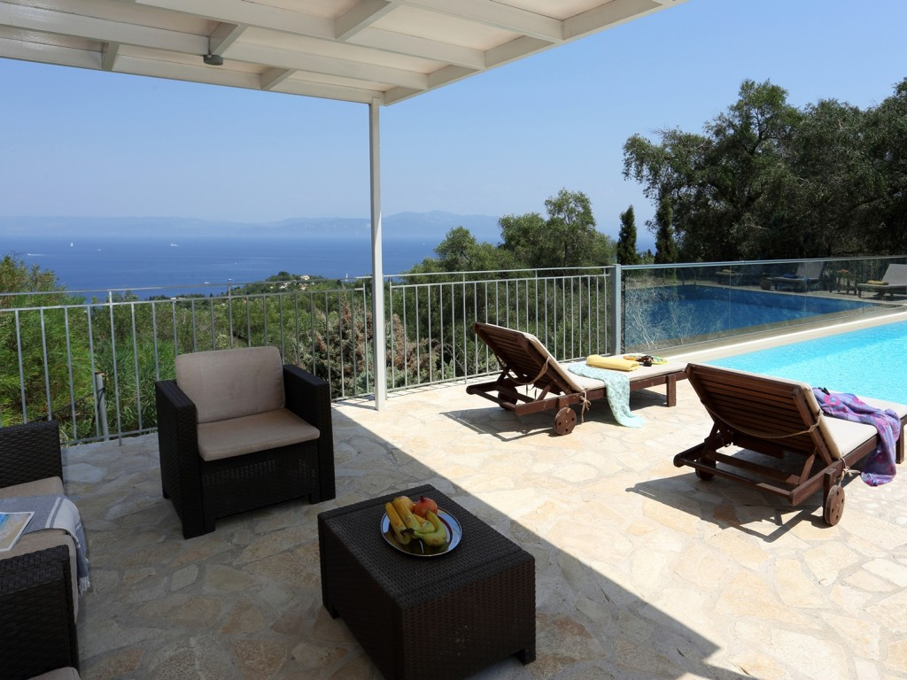 Holiday house Paxos Villa  293 (2294777), Longos, Paxi, Ionian Islands, Greece, picture 17