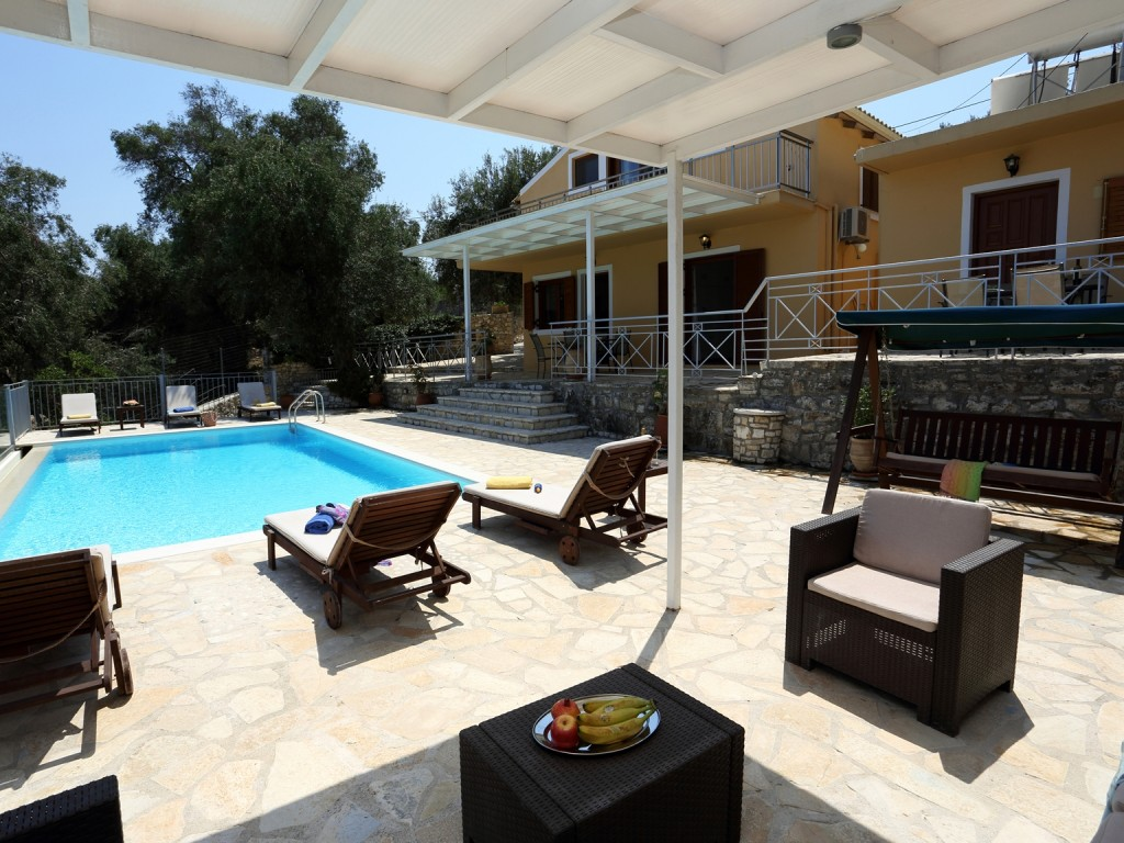 Holiday house Paxos Villa  293 (2294777), Longos, Paxi, Ionian Islands, Greece, picture 18