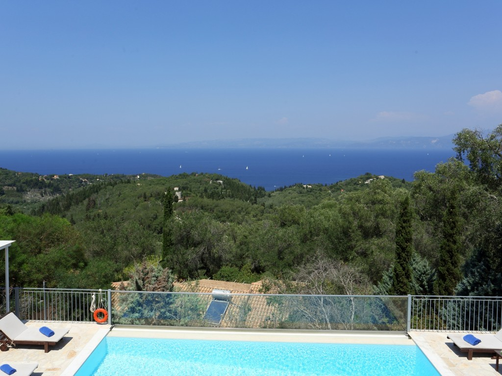 Holiday house Villa Milou Paxos (2294777), Kerkyra, Corfu, Ionian Islands, Greece, picture 1