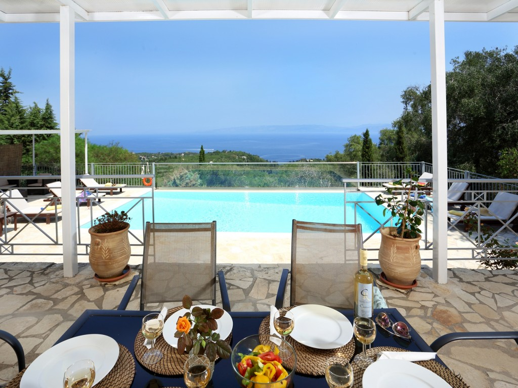 Holiday house Paxos Villa  293 (2294777), Longos, Paxi, Ionian Islands, Greece, picture 9