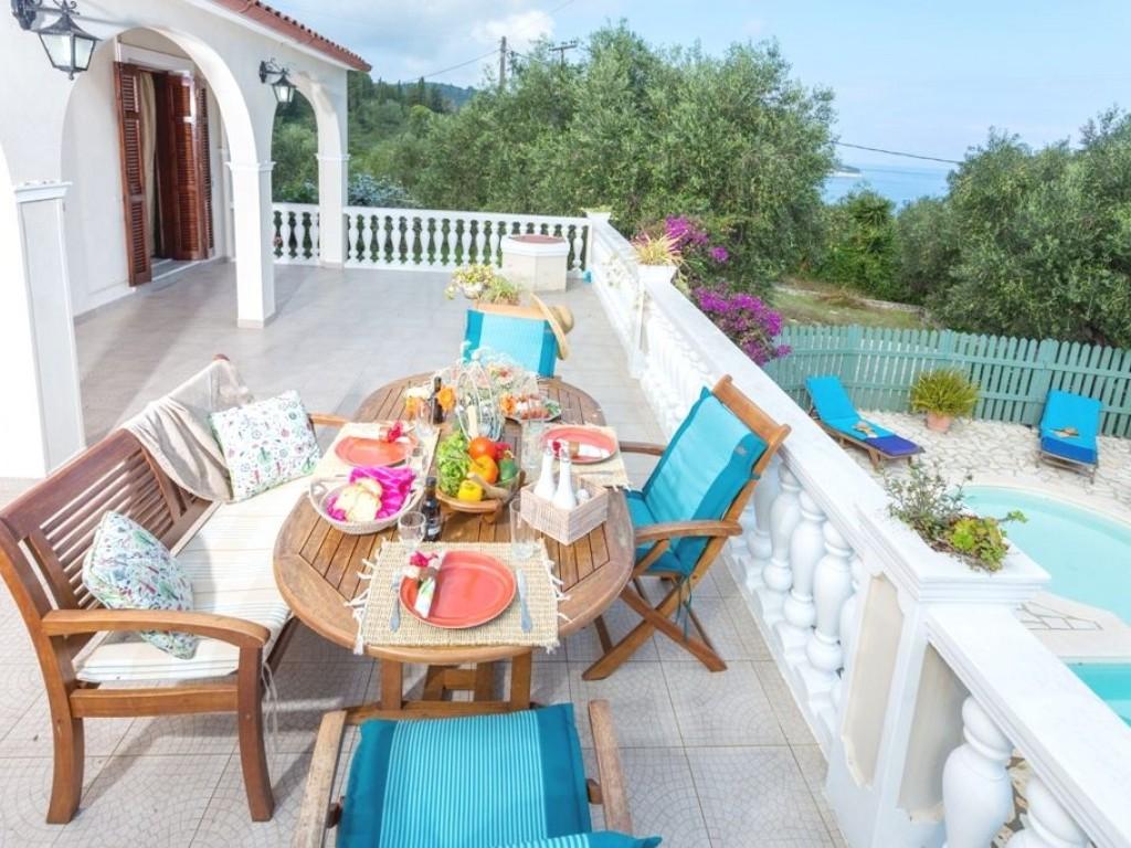 Ferienhaus Villa Violetta Antipaxos (2294778), Gaios, Paxos, Ionische Inseln, Griechenland, Bild 13