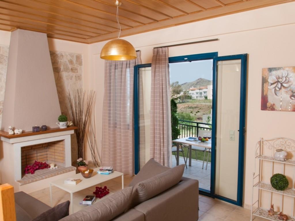 Ferienhaus mit Pool nur 200 m vom Strand (1996568), Roumeli, Kreta Nordküste, Kreta, Griechenland, Bild 13
