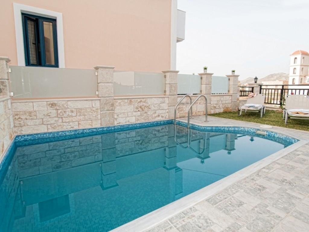 Ferienhaus mit Pool nur 200 m vom Strand (1996568), Roumeli, Kreta Nordküste, Kreta, Griechenland, Bild 5
