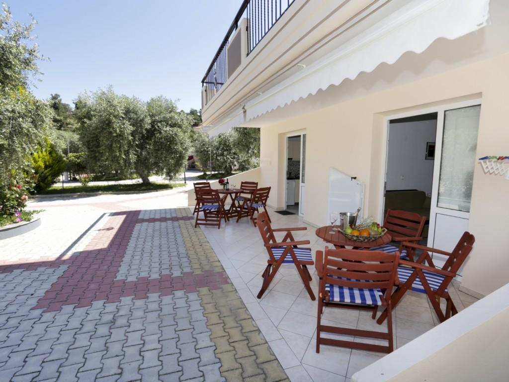 Ferienwohnung Potos Residence   Studio (982849), Potos, Thassos, Ägäische Inseln, Griechenland, Bild 10