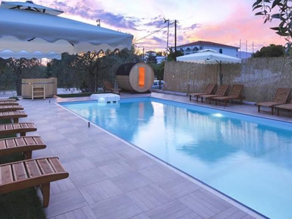 Ferienwohnung Potos Residence   Studio (982849), Potos, Thassos, Ägäische Inseln, Griechenland, Bild 14