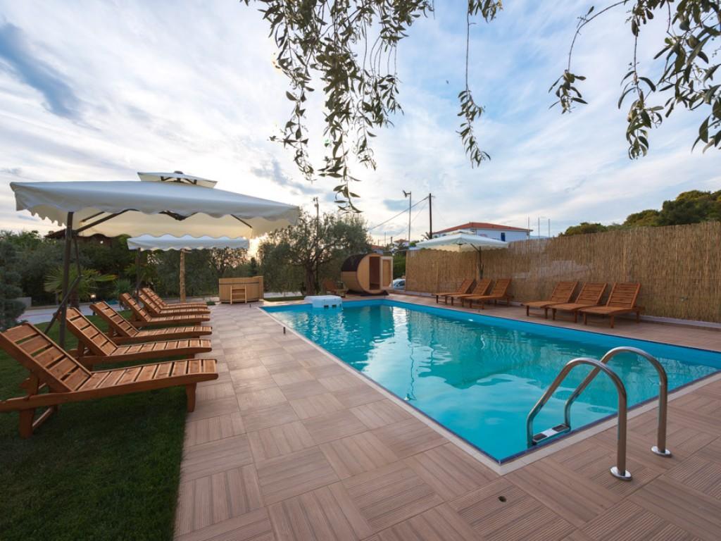 Holiday apartment Potos Residence   Studio (982849), Potos, Thassos, Aegean Islands, Greece, picture 18