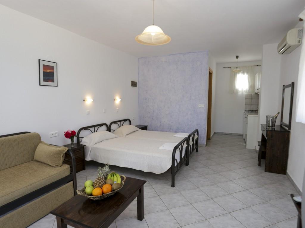 Ferienwohnung Potos Residence   Studio (982849), Potos, Thassos, Ägäische Inseln, Griechenland, Bild 2