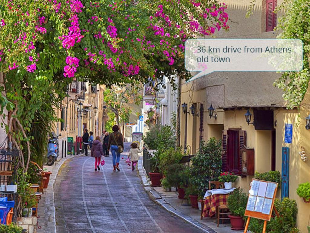 Holiday house Athina Villa 411 (2186287), Lagonísi, , Attica, Greece, picture 26