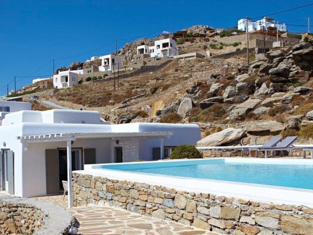 Holiday house Villa Janos (2020602), Mykonos, Mykonos, Cyclades, Greece, picture 21