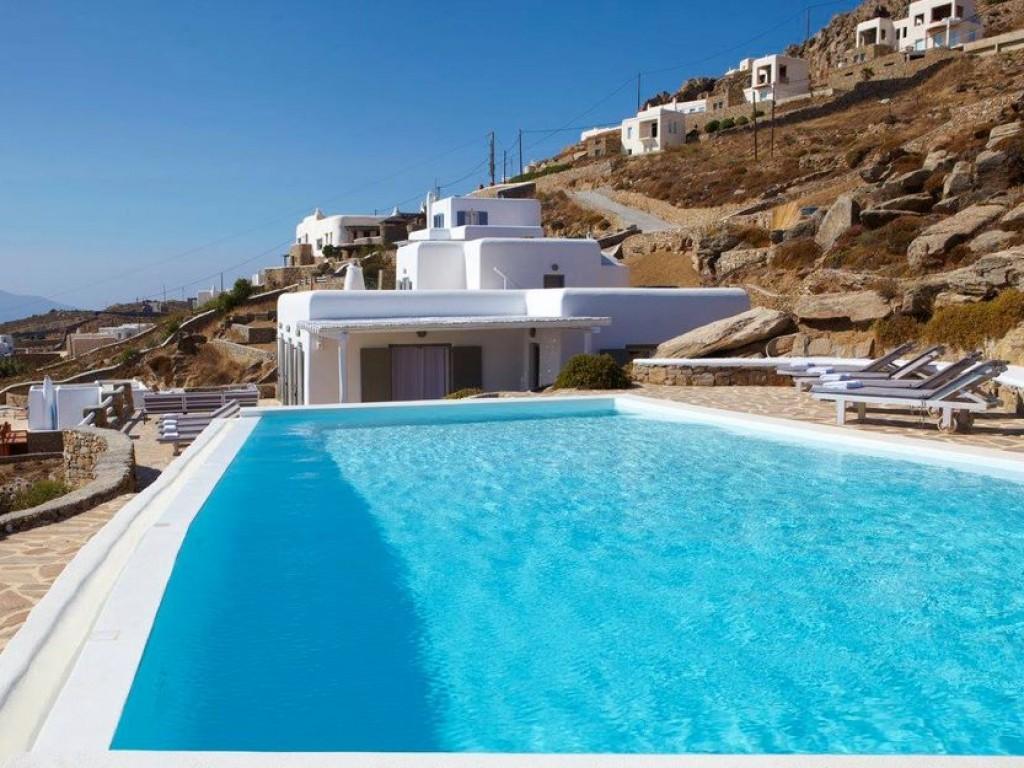 Holiday house Villa Janos (2020602), Mykonos, Mykonos, Cyclades, Greece, picture 22