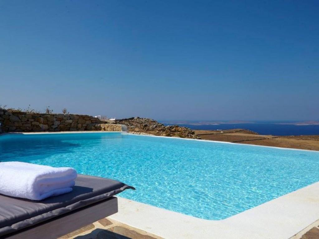 Holiday house Villa Janos (2020602), Mykonos, Mykonos, Cyclades, Greece, picture 23