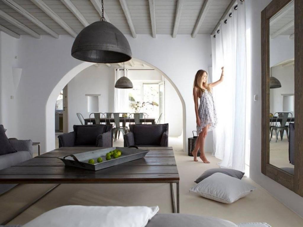 Holiday house Villa Janos (2020602), Mykonos, Mykonos, Cyclades, Greece, picture 4