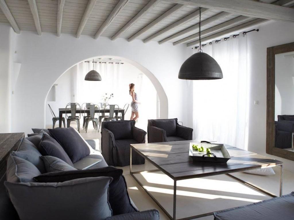 Holiday house Villa Janos (2020602), Mykonos, Mykonos, Cyclades, Greece, picture 6