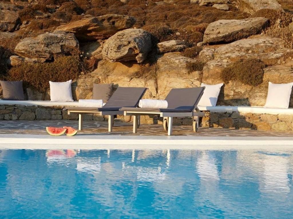 Holiday house Villa Janos (2020602), Mykonos, Mykonos, Cyclades, Greece, picture 8