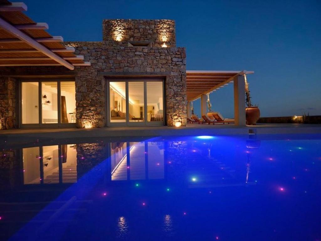 ferienhaus in kounoupas griechenland villa pasiphae. Black Bedroom Furniture Sets. Home Design Ideas