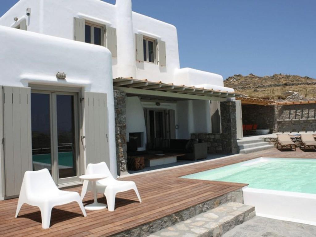 Holiday house Villa Miranda (2020612), Kalafatis, Mykonos, Cyclades, Greece, picture 11