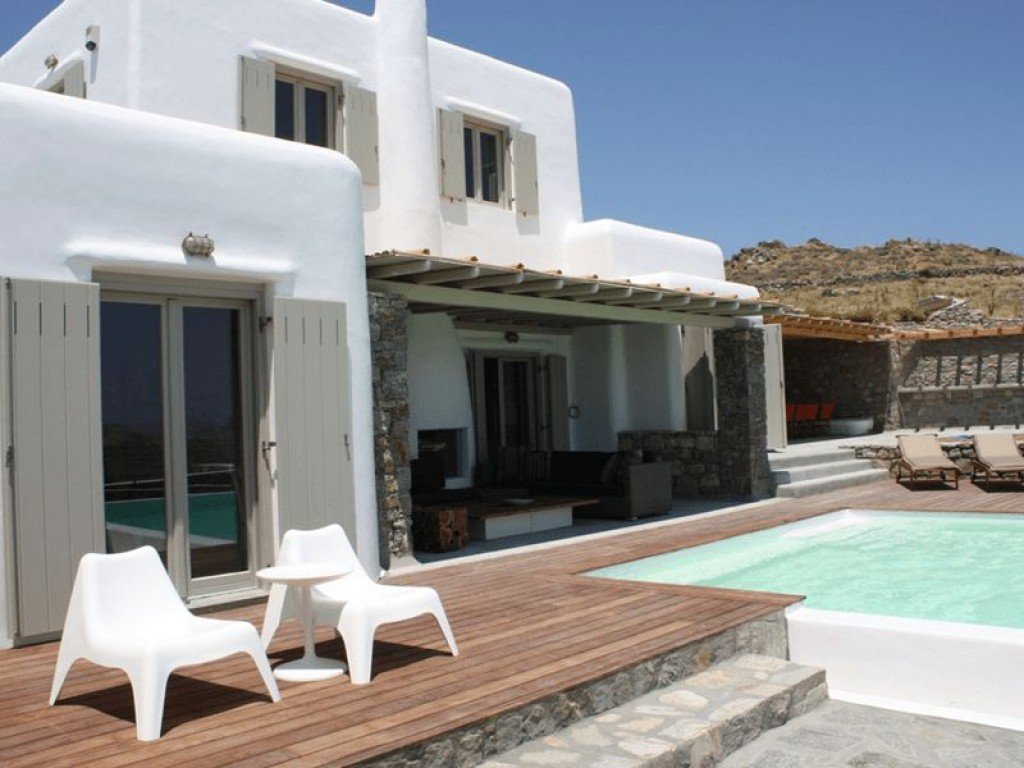 Ferienhaus Villa Miranda (2020612), Kalafatis, Mykonos, Kykladen, Griechenland, Bild 11