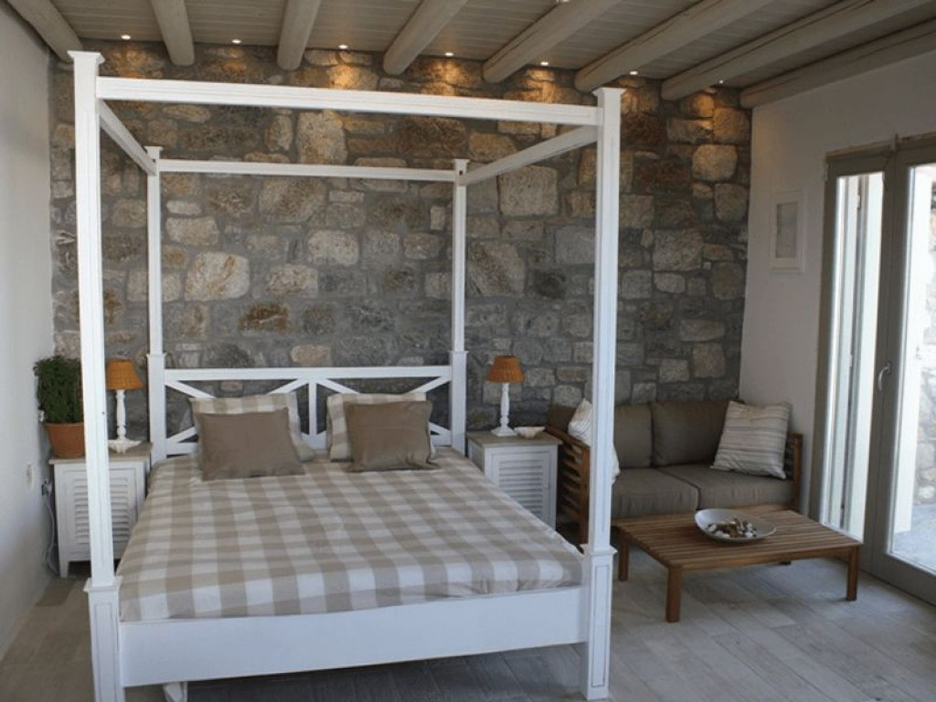 Ferienhaus Villa Miranda (2020612), Kalafatis, Mykonos, Kykladen, Griechenland, Bild 12