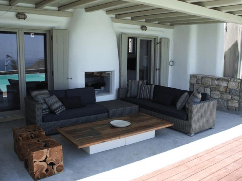 Holiday house Villa Miranda (2020612), Kalafatis, Mykonos, Cyclades, Greece, picture 15