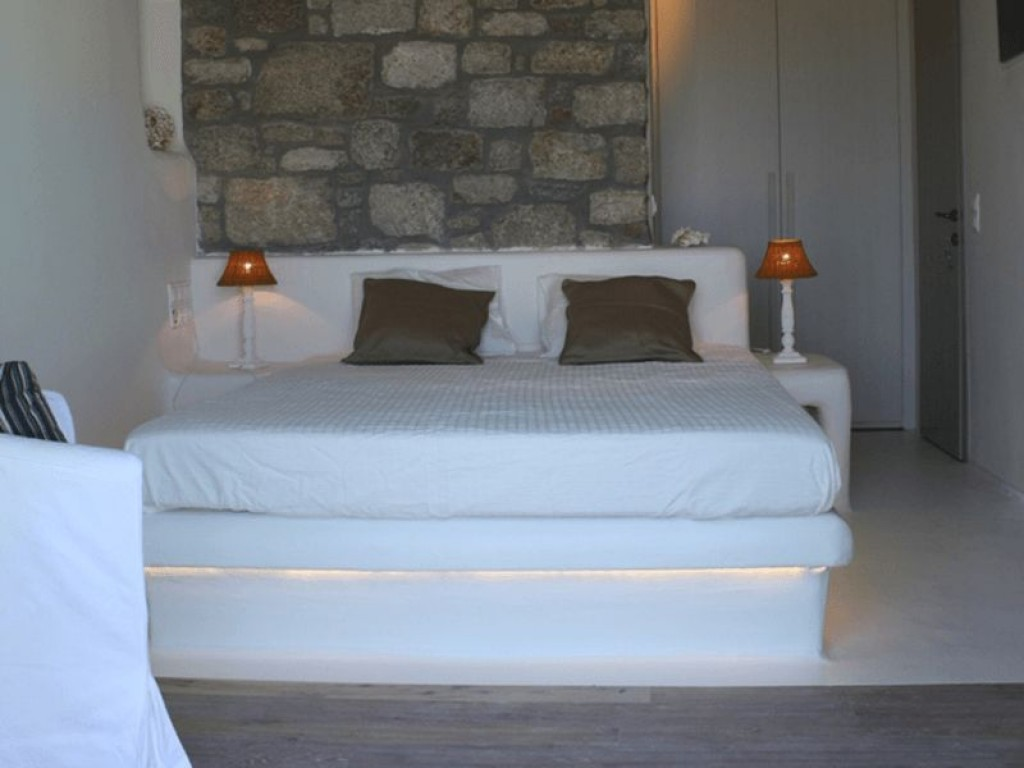 Ferienhaus Villa Miranda (2020612), Kalafatis, Mykonos, Kykladen, Griechenland, Bild 18