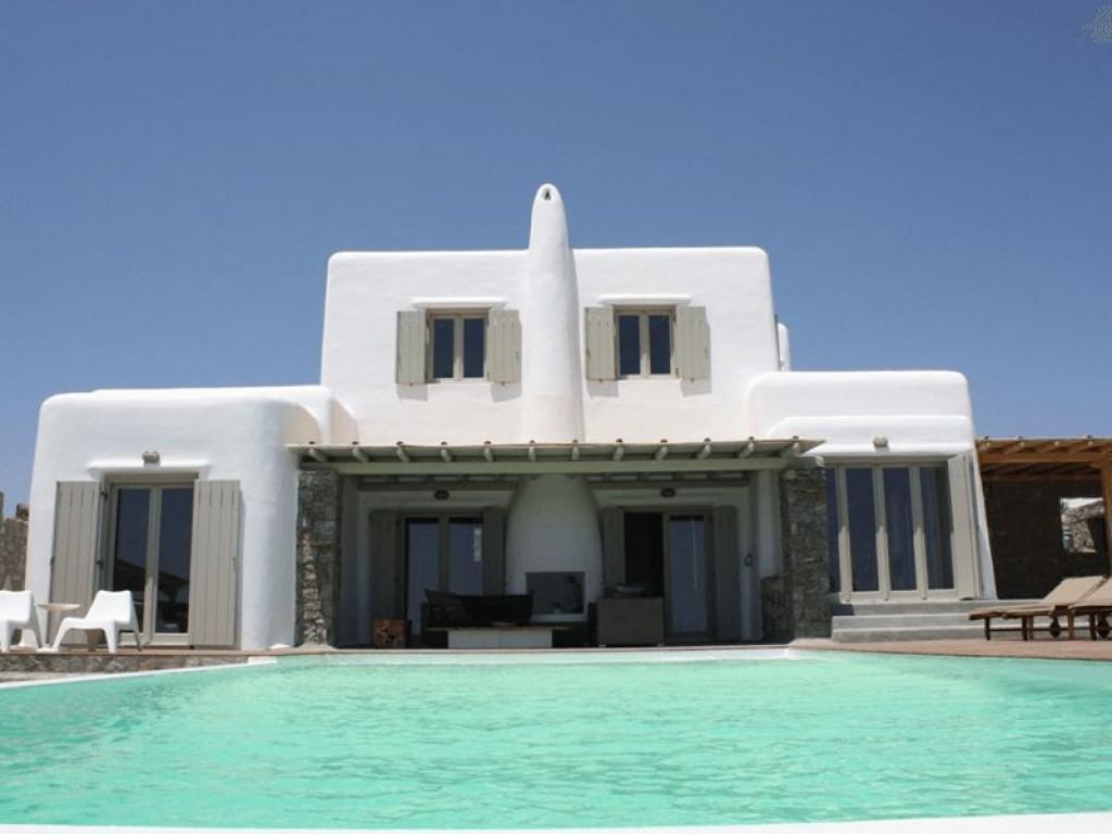 Holiday house Villa Miranda (2020612), Kalafatis, Mykonos, Cyclades, Greece, picture 1