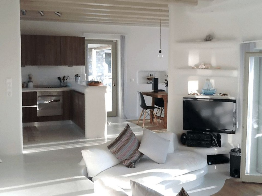 Ferienhaus Villa Miranda (2020612), Kalafatis, Mykonos, Kykladen, Griechenland, Bild 21