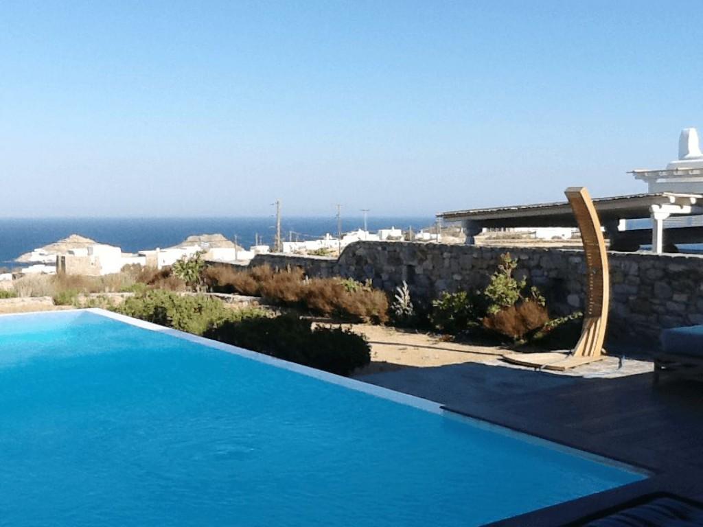 Holiday house Villa Miranda (2020612), Kalafatis, Mykonos, Cyclades, Greece, picture 23