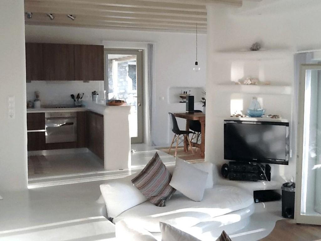 Ferienhaus Villa Miranda (2020612), Kalafatis, Mykonos, Kykladen, Griechenland, Bild 25