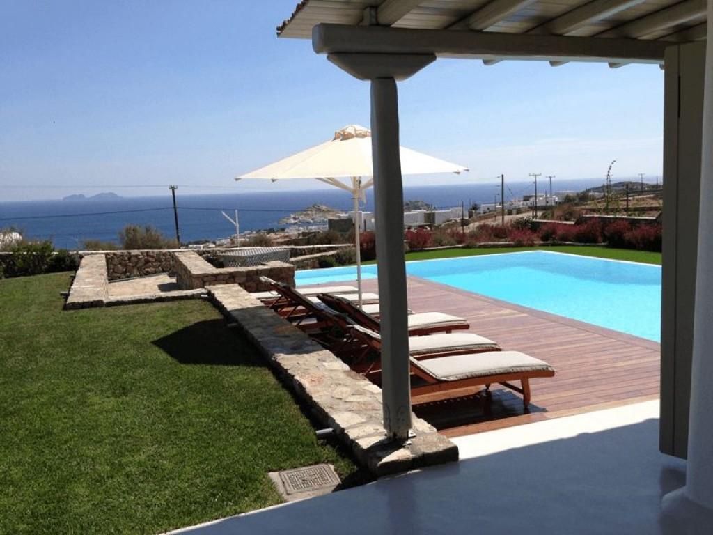 Holiday house Villa Miranda (2020612), Kalafatis, Mykonos, Cyclades, Greece, picture 5
