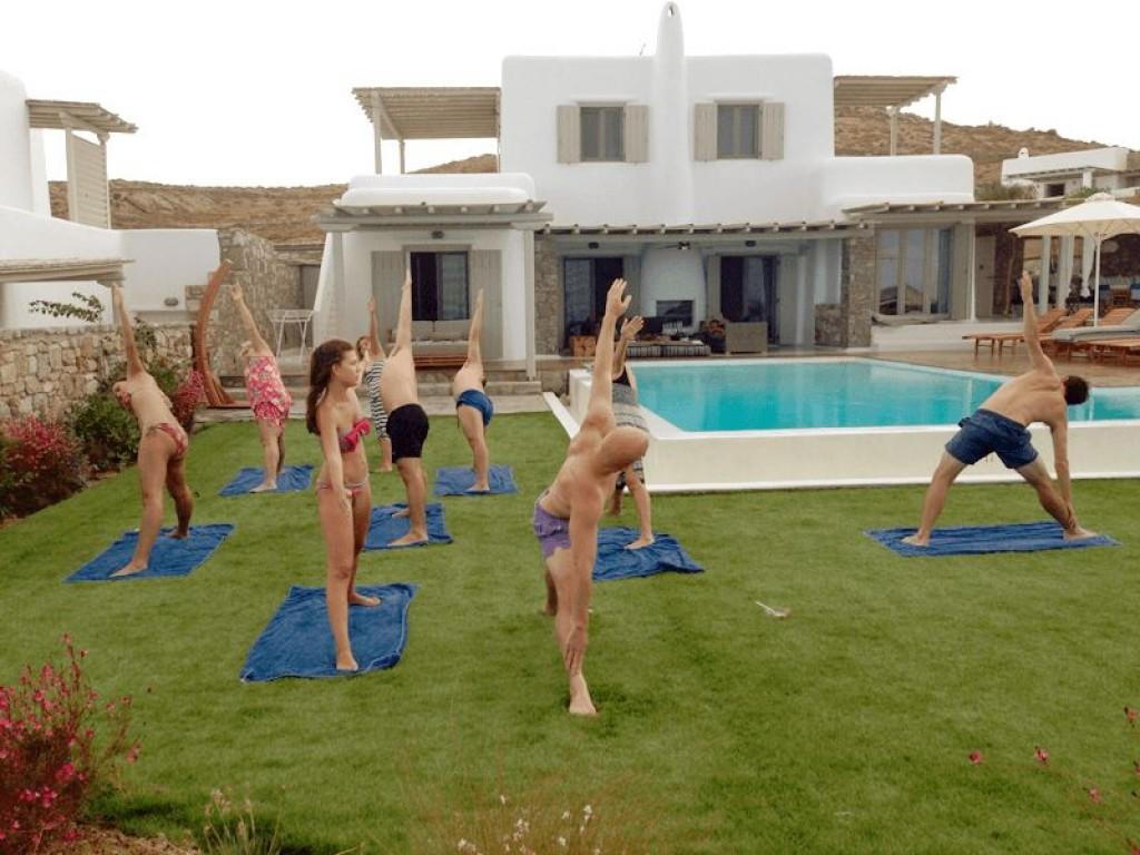 Holiday house Villa Miranda (2020612), Kalafatis, Mykonos, Cyclades, Greece, picture 7