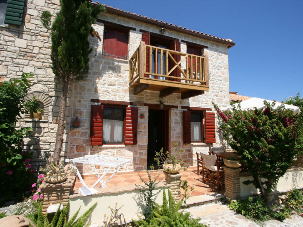 Holiday house Rigas Houses   Beach Front Ferienhaus mit 2 Schlafzimmern (2025755), Zakynthos, Zakynthos, Ionian Islands, Greece, picture 4