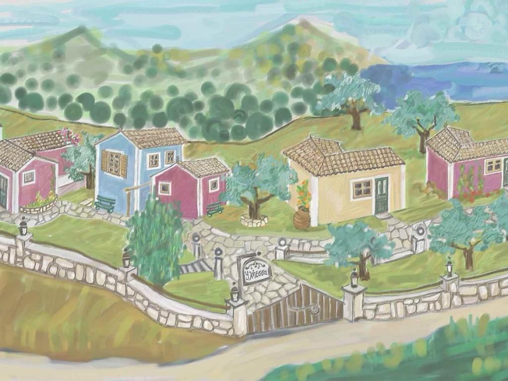 Lisas Ferienhäuser Altes Bauernhaus