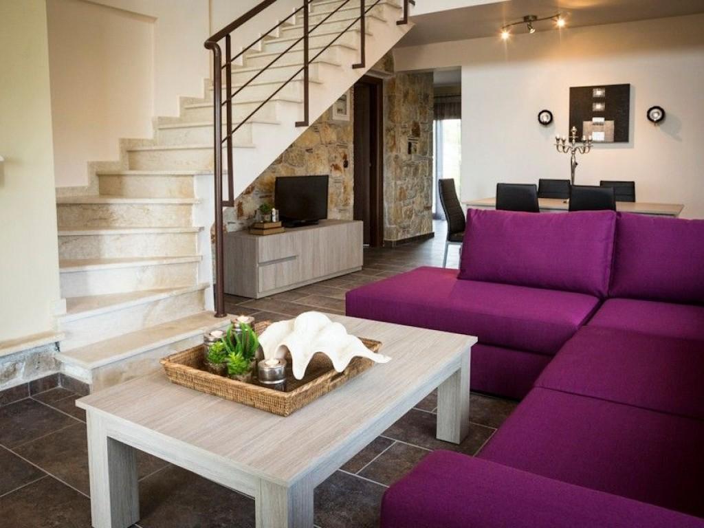 chalkidiki lux ferienh user haus seel we 4p chalkidiki. Black Bedroom Furniture Sets. Home Design Ideas